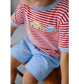 Little English Little English Cars T-Shirt Short Set