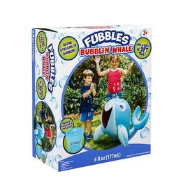 Little Kids Inc Little Kids Fubbles Bubblin' Whale