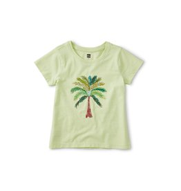 Tea Collection Tea Collection Akhmim Embroidered Palm Tee