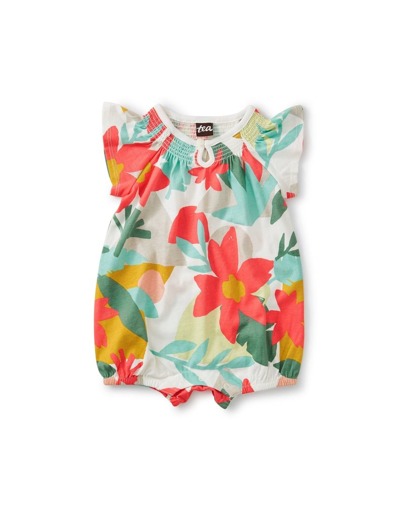 Tea Collection Tea Collection Smocked Romper