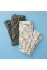 Mud Pie Mud Pie Rory Camo Jeans