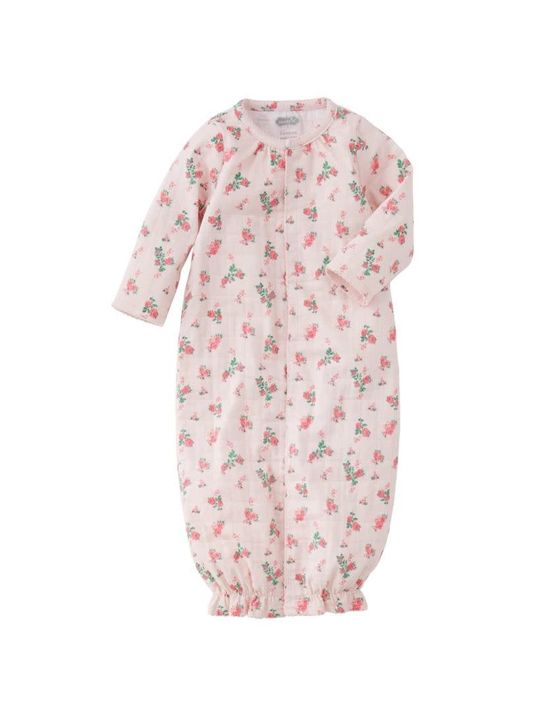 Mud Pie Mud Pie Tiny Rose Gown