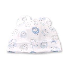 Kissy Kissy Kissy Kissy Shabby Sheep Hat Print