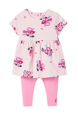 Joules Joules Christina Dress And Legging Set