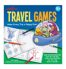 Eeboo Eeboo Travel Games Set