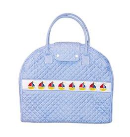 MSC MSC Smocked Sailboat Garment Bag
