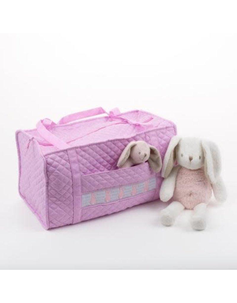 MSC MSC Smocked Bunny Duffle Bag