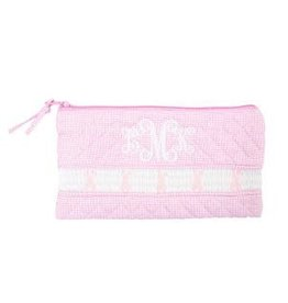 MSC MSC Smocked Bunny Accessory Pouch