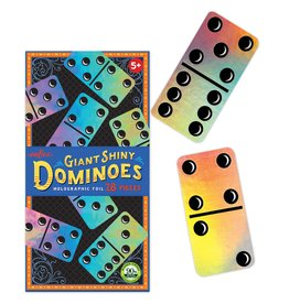 Eeboo Eeboo Giant Shiny Dominoes