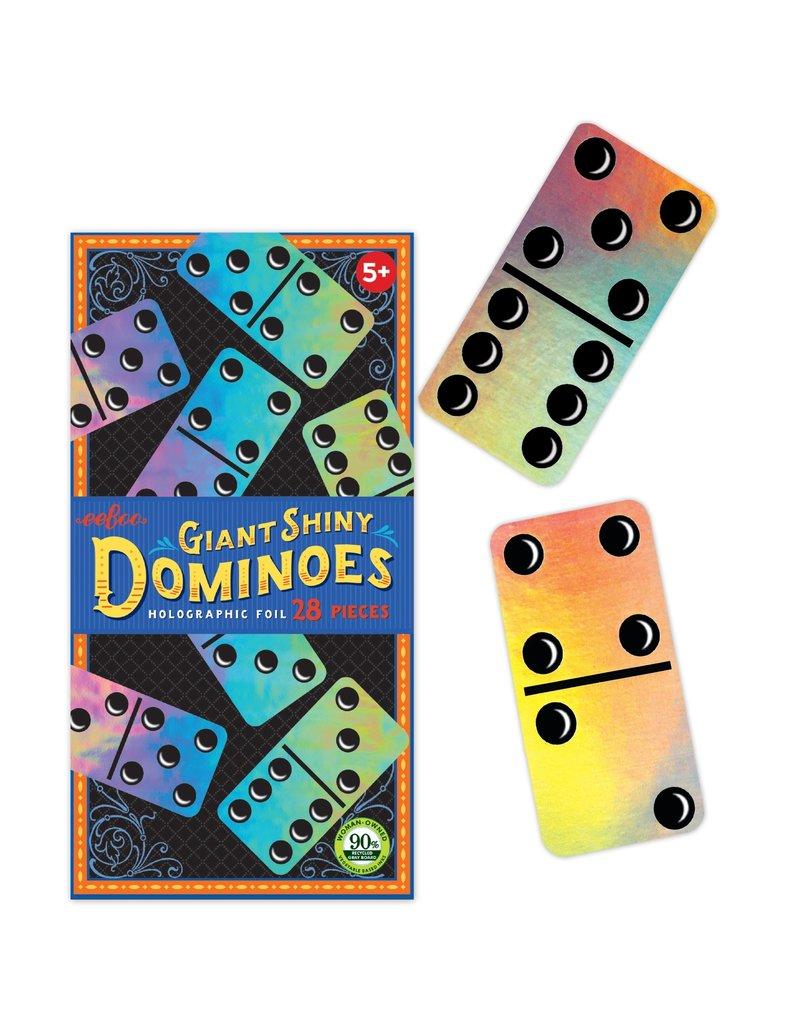 Eeboo Eeboo Giant Shiny Dominoes