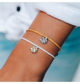 Pura Vida Pura Vida Bee Bracelet