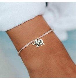 Pura Vida Pura Vida Elephant Bracelet