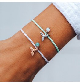 Pura Vida Pura Vida Mermaid Fin Bracelet