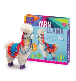 Craft Tastic Craft Tastic Yarn Llama