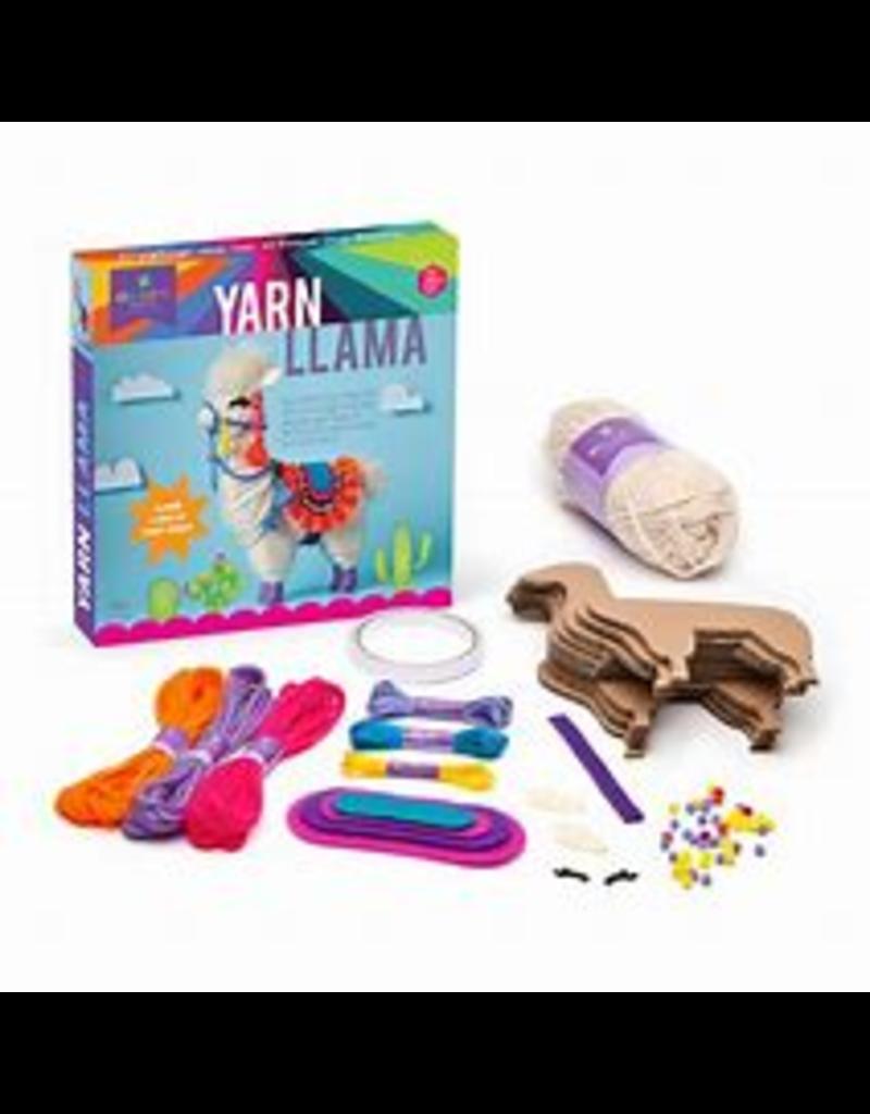 Craft Tastic Craft Tastic Yarn Llama