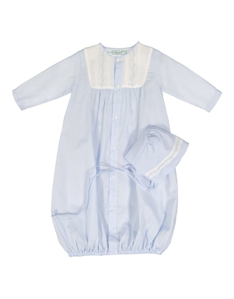 Feltman Brothers Feltman Brothers Boys Pleated Yoke Take Me Home Gown 603