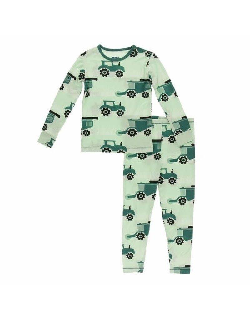 KicKee Pants Kickee Pants Print Long Sleeve Pajama Set