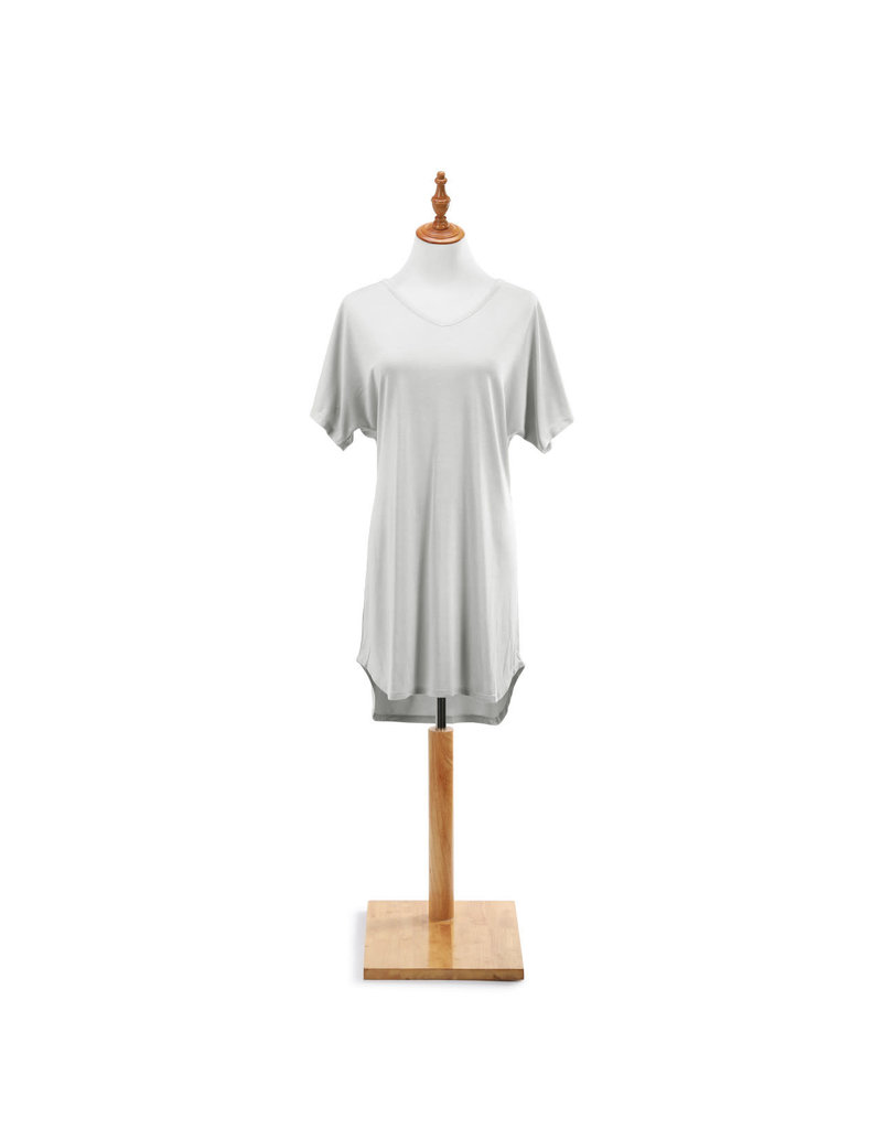 Demdaco Demdaco Bamboo Long Lounge Shirt