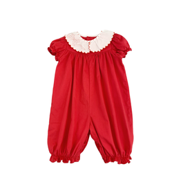 Sophie & Lucas Sophie & Lucas Cozy Cord Ruffle Long-All