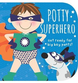 cottage door press Cottage Door Press Potty Super Hero