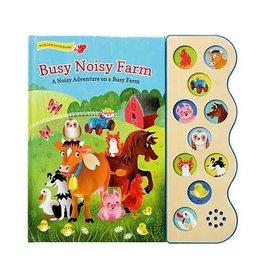 cottage door press Cottage Door Press Busy Noisy Farm
