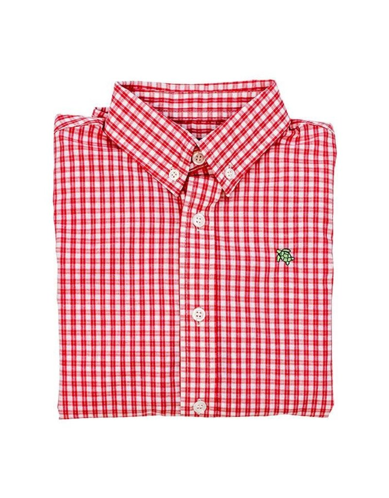 Bailey Boys Bailey Boys Roscoe Shirt (2,3,4)