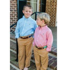 Bailey Boys Bailey Boys Roscoe Shirt (2,3,4)