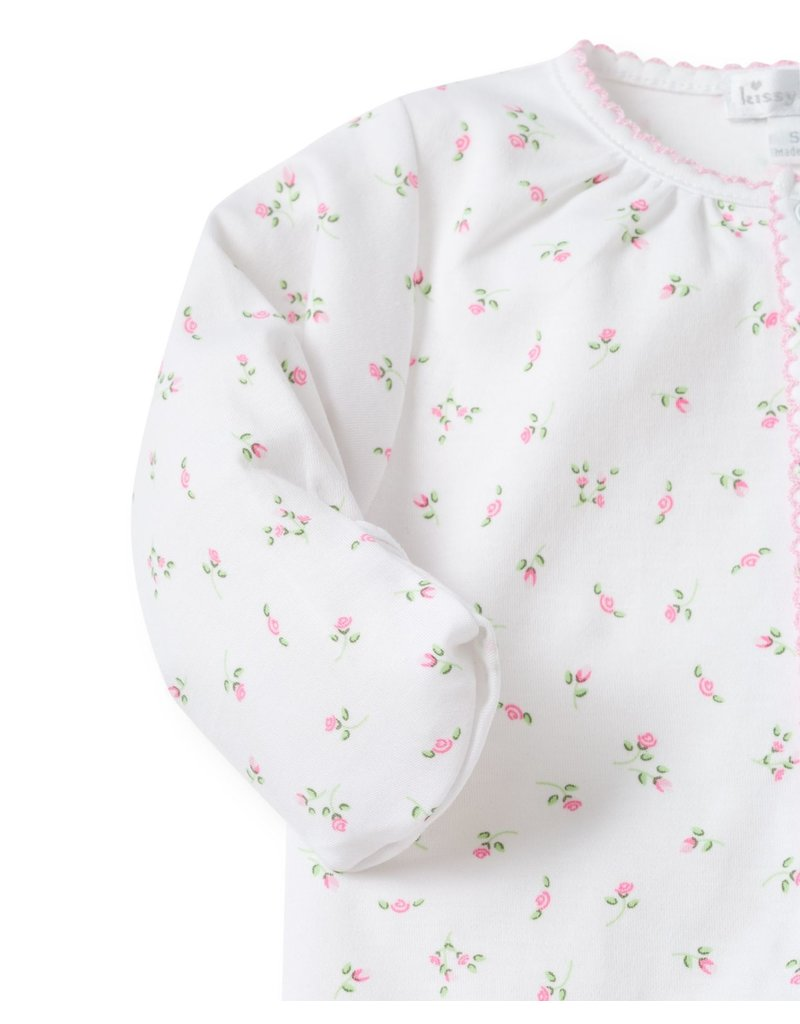 Kissy Kissy Kissy Kissy Print Gown