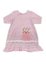 Funtasia Too Funtasia Too Knit Dress Cocoa
