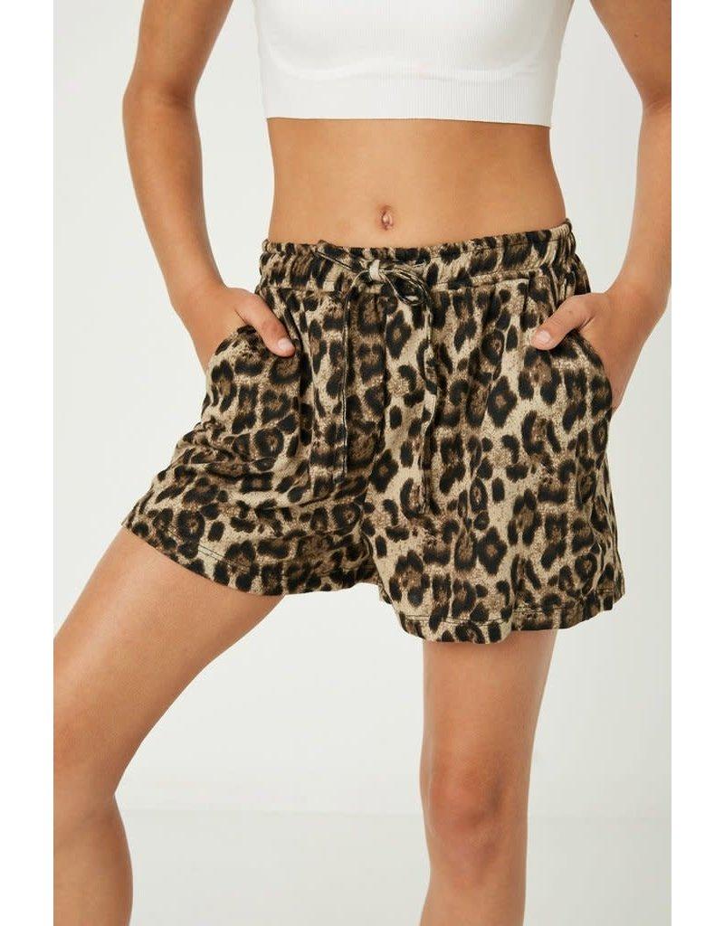 Hayden Girls Hayden Girl Taupe Shorts GY1266