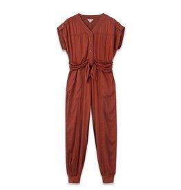 Habitual Girl Habitual Lizzie Wrap Front Jumpsuit