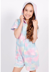 Candy Pink Candy Pink Romper