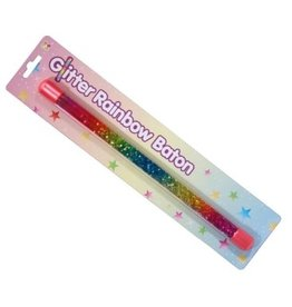 keycraft Keycraft Glitter Rainbow Baton
