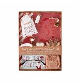 Mud Pie Mud Pie Santa Reindeer Evidence Kit