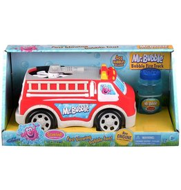Kid Galaxy Mr. Bubble Fire Truck