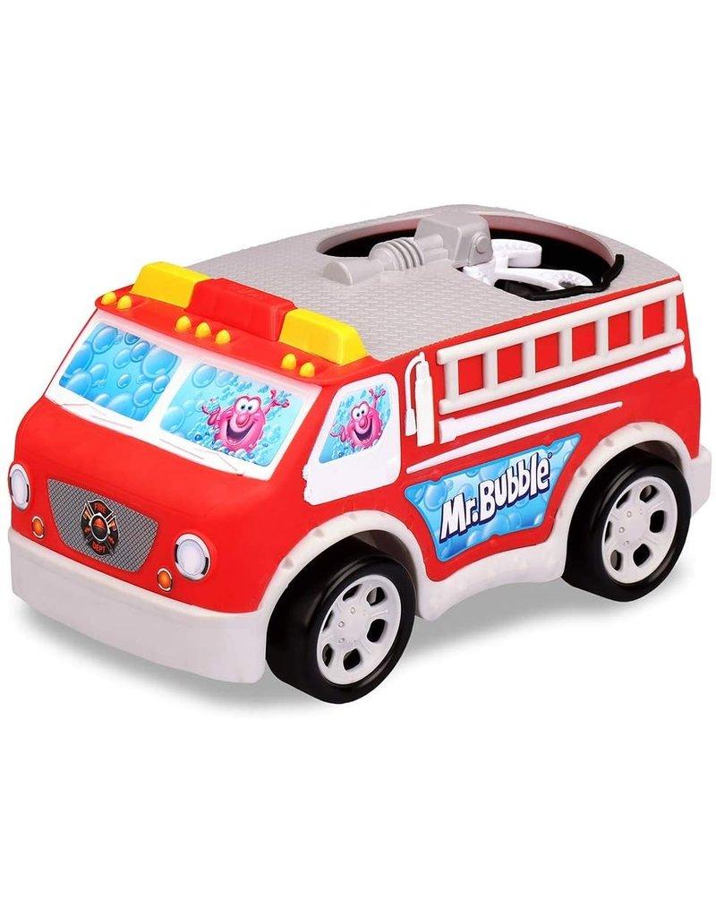 Kid Galaxy Mr. Bubble Fire Truck