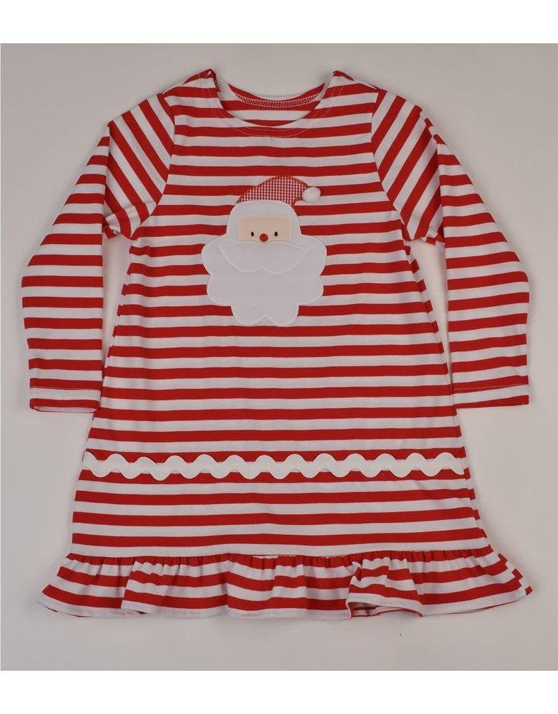 Funtasia Too Funtasia Too Knit Dress Santa Girl
