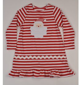 Funtasia Too Funtasia Too Knit Dress Santa Little Girl