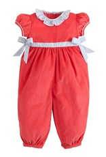 Little English Little English Caroline Bow Romper