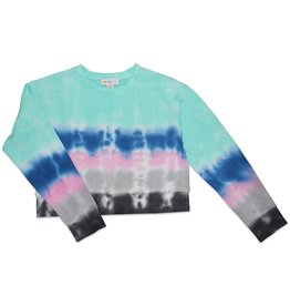Candy Pink Candy Pink Cropped Sweatshirt