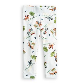 Bella Bliss Bella Bliss Printed Leggings