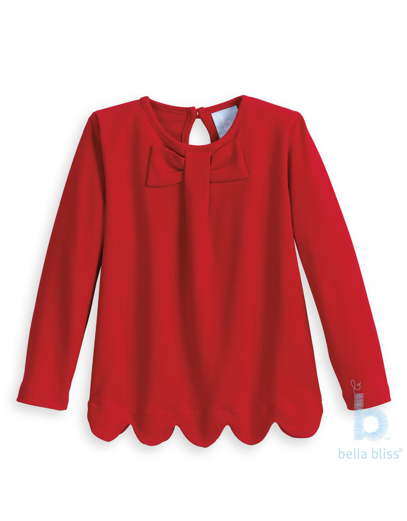 Bella Bliss Bella Bliss Blaine Pima Blouse