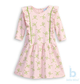 Bella Bliss Bella Bliss Printed Pima Louise Dress