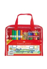 Faber-Castell Faber-Castell Young Artist Coloring Gift Set