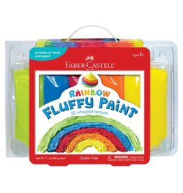 Faber-Castell Faber-Castell Rainbow Fluffy Paint