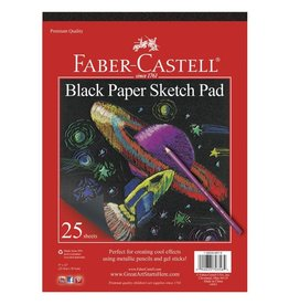 Faber-Castell Faber-Castell Black Paper Sketch Pad