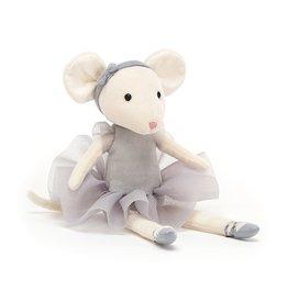 Jellycat Jellycat Pirouette Mouse Pebble