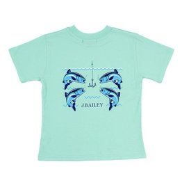 Bailey Boys Bailey Boys Logo Tee Big Boys