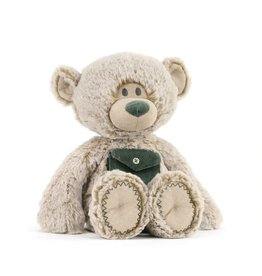 "Demdaco Demdaco Pocket Prayer Bear 11"""
