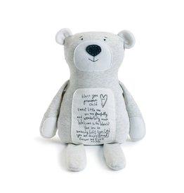 Demdaco Demdaco Poestic Threads Bear